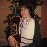 Evan's brother became a Bar Mitzvah