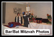 bar and bat mitzvah pictures