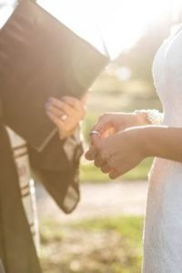 Jewish Wedding Ring Ceremony