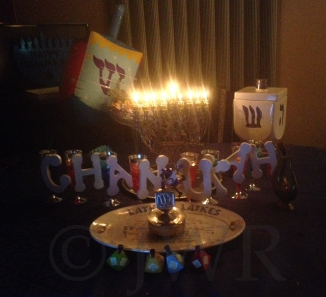 Chanukah Eight Nights