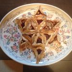 Hamantaschen Recipe – Day  7 of the Countdown to Purim