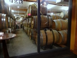 Wedding Love Wine Barrels