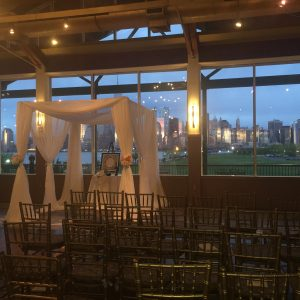 Sunset Chuppah Ceremony