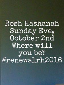 Renewalrh2016 #renewalrh2016