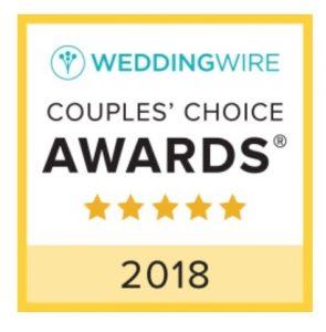 WeddingWire Couples Choice Awards 2018