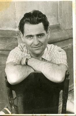 Israel Meyer Schwartz 1924-1982
