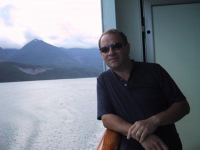 Simon, Taken On Our Alaskan Cruise Sept 14th 2001