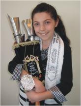 Bat Mitzvah Ceremonies