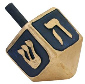 Chanukah Fun Facts about the Dreidel