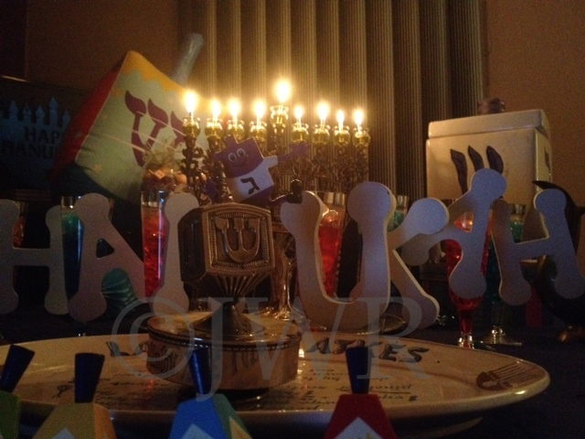 Chanukah Eight Days - Dreidel Dredel on Chanukah