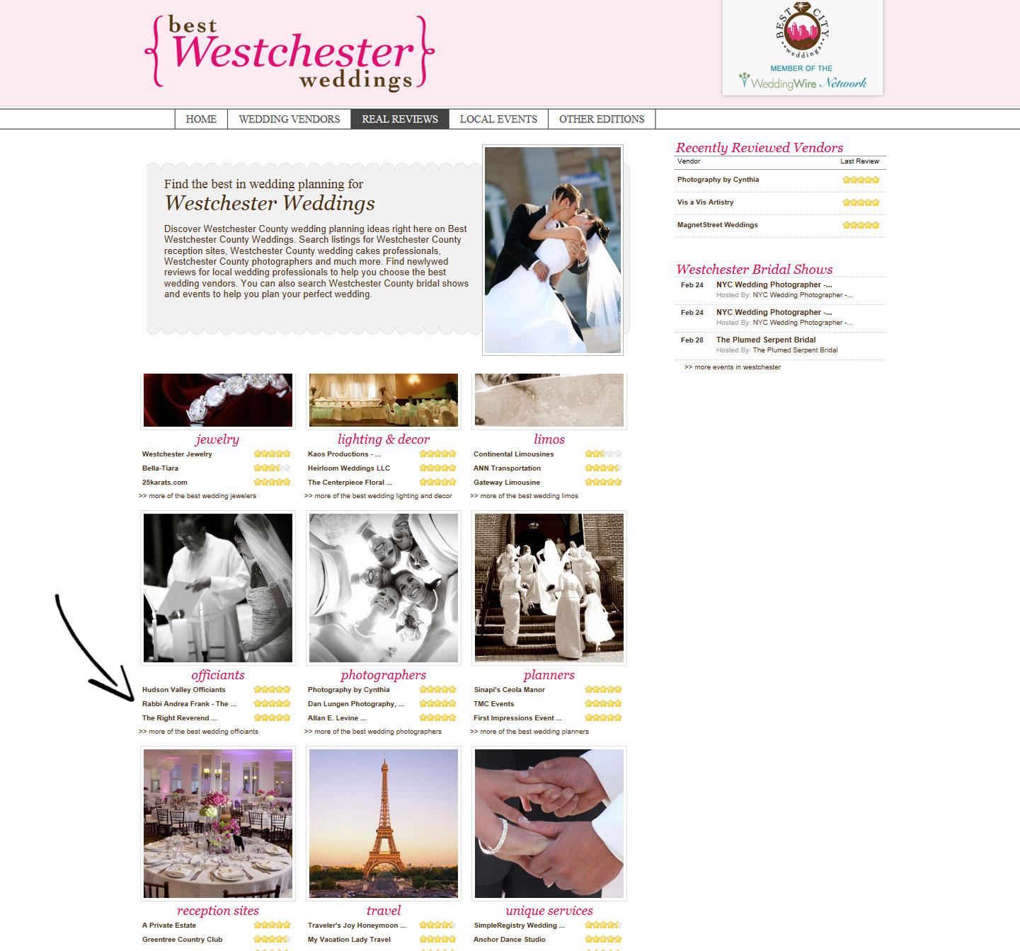 best-westchester-weddings