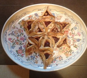 Hamantaschen recipe for Purim