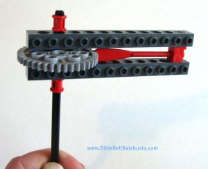 Purim Groogers - Lego inspired