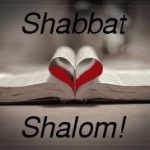 Shabbat Shalom, A peaceful time to start the weekend