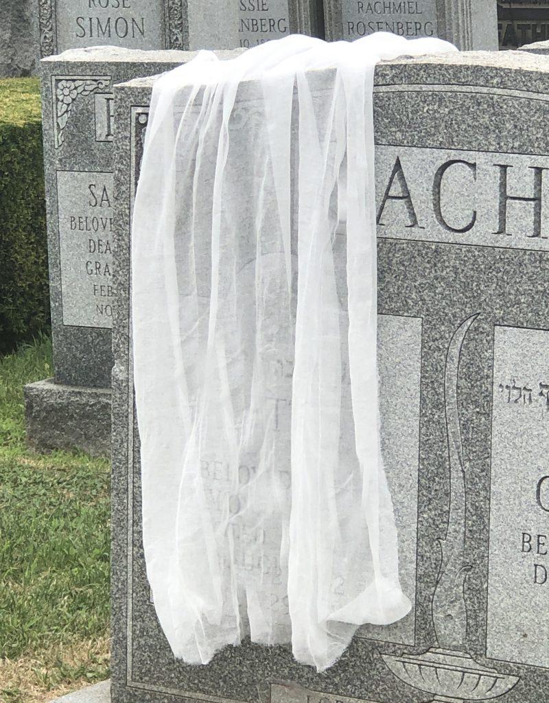 Jewish Unveiling